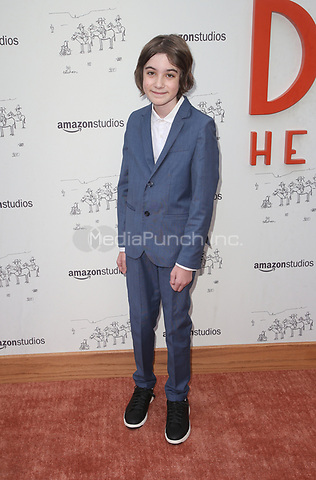 LOS ANGELES, CA - JULY 11: Ethan Michael Mora, at the premier of Don't Worry, He Won't Get Far On Foot on July 11, 2018 at The Arclight Hollywood in Los Angeles, California. Credit: Faye Sadou/MediaPunch