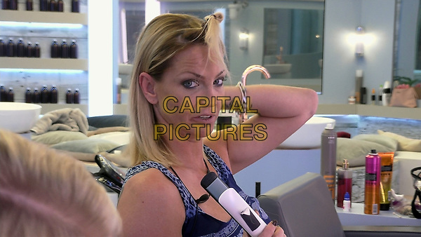 Celebrity Big Brother 2017<br /> Sarah Harding and Amelia Lily.<br /> *Editorial Use Only*<br /> CAP/KFS<br /> Image supplied by Capital Pictures