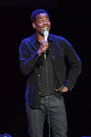 HOLLYWOOD FL - JANUARY 05: Chris Rock performs during his Total Blackout Tour at Hard Rock Live at the Seminole Hard Rock Hotel &amp; Casino on January 5, 2018 in Hollywood, Florida. <br /> CAP/MPI04<br /> &copy;MPI04/Capital Pictures