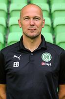 GRONINGEN - Voetbal, Presentatie FC Groningen,  seizoen 2018-2019, 17-07-2018, Edwin Bolt (teammanager)