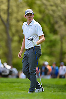 Matt Fitzpatrick (ENG) watches his tee shot on 12 during round 4 of the 2019 PGA Championship, Bethpage Black Golf Course, New York, New York,  USA. 5/19/2019.<br /> Picture: Golffile | Ken Murray<br /> <br /> <br /> All photo usage must carry mandatory copyright credit (© Golffile | Ken Murray)