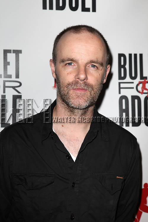Brian F. O'Byrne attending the Opening Night Performance of 'Bullet For Adolf' at the New World Stages in New York City on 8/8/2012 *   © Walter McBride / WM Photography
