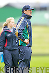 Kerry Manager Jack O'Connor Kerry v Mayo in the National Football League in Austin Stack Park on Sunday..