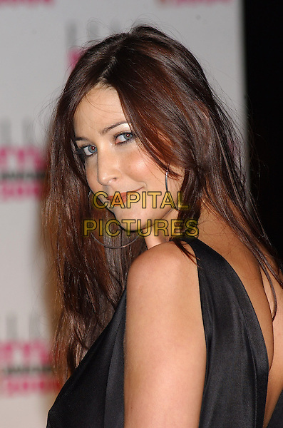 LISA SNOWDON.Elle Style Awards at the Natural History Museum.16 February 2004.headshot, portrait.www.capitalpictures.com.sales@capitalpictures.com.©Capital Pictures
