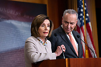 Pelosi and Schumer on 2021 Budget