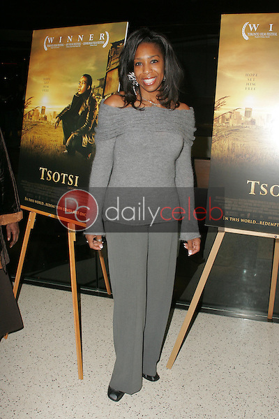 """Dawn Lewis<br />at the premiere of """"Tsotsi"""". Pacific Design Center, West Hollywood, CA. 02-22-06<br />Dave Edwards/DailyCeleb.com 818-249-4998"""