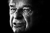 Warsaw 16 January 2009 Poland.<br /> Czeslaw Kiszczak - General Weapons Polish Army, a communist activist, minister of the interior of the PPR, PPR Chairman of the Council of Ministers, Deputy Prime Minister first non-communist government (1989-1990)<br /> (Photo by Filip Cwik / Newsweek Poland / Napo Images)<br /> <br /> Warszawa 16 styczen 2009 Polska<br /> Czeslaw Kiszczak - general broni Ludowego Wojska Polskiego, dzialacz komunistyczny, minister spraw wewnetrznych PRL, Prezes Rady Ministrow PRL , wicepremier pierwszego niekomunistycznego rzadu PRL (1989-1990), szef kontrwywiadu PRL<br /> (fot. Filip Cwik / Newsweek Polska / Napo Images)