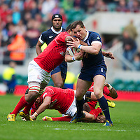 Twickenham, London, England. Sat 27th April 2013. action during the Army v Navy Babcock trophy rugby. Credit for pictures to Jeff Thomas Photography - www.jaypics.photoshelter.com - 07837 386244 - Use of images are restricted without prior permission of the copyright owner Jeff Thomas Photography.