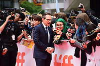 Christian Slater at the premiere of 'The Public' during the 2018 Toronto International Film Festival held on September 9, 2018 in Toronto, Canada. <br /> CAP/KNM<br /> &copy;IkonMediia/Capital Pictures