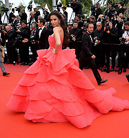 "CANNES, FRANCE. May 15, 2019: Sririta Jensen at the gala premiere for ""Les Miserables"" at the Festival de Cannes.<br /> Picture: Paul Smith / Featureflash"