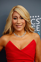 Lori Greiner attends the 23rd Annual Critics' Choice Awards at Barker Hangar in Santa Monica, Los Angeles, USA, on 11 January 2018. Photo: Hubert Boesl - NO WIRE SERVICE - Photo: Hubert Boesl/dpa /MediaPunch ***FOR USA ONLY***