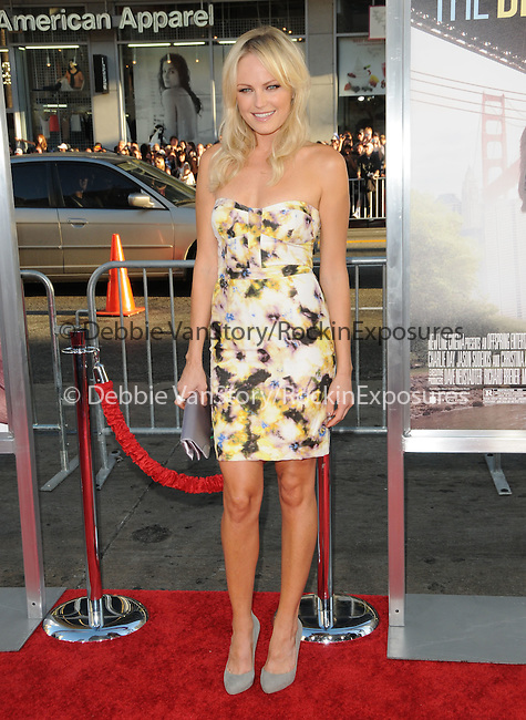 Malin Akerman at the Warner Bros. Pictures' L.A. Premiere of Going the Distance held at The Grauman's Chinese Theatre in Hollywood, California on August 23,2010                                                                               © 2010 Hollywood Press Agency