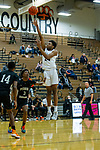 14 February 2020: Boys Basketball game between the Peoria Manual Rams and the Normal West Wildcats in Normal West High School, Normal IL
