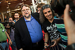 """Guillermo del Toro attends to red carpet before the projection of film 'The Shape of Water"""" during Sitges Film Festival in Barcelona, Spain October 05, 2017. (ALTERPHOTOS/Borja B.Hojas)"""