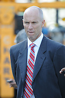 USA Bid Committee for the 2018 or 2022 FIFA World Cup Bob Bradley at FedEx Field , Wednesday  September 8, 2010.
