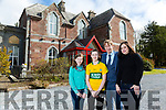 Scarlett,  Marlyn and Michael O'Malley and Joannah Sambucci at Glenduff Manor in Kilduff.