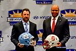 Sun Bowl Head Coach Press Conference