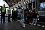 refugee, , Serbia, Ungheria, Keleti station, Ph © Andreja Restek