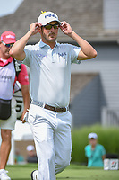 Andrew Landry (USA) heads down 17 during 1st round of the World Golf Championships - Bridgestone Invitational, at the Firestone Country Club, Akron, Ohio. 8/2/2018.<br /> Picture: Golffile | Ken Murray<br /> <br /> <br /> All photo usage must carry mandatory copyright credit (&copy; Golffile | Ken Murray)