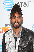 LOS ANGELES, CA - JUNE 2: Miguel at iHeartRadio Wango Tango by AT&amp;T at Banc of California Stadium in Los Angeles, California on June 2, 2018. <br /> CAP/MPI/FS<br /> &copy;FS/MPI/Capital Pictures