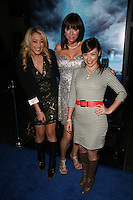 Jennifer Blanc, Tanya Newbould and Danielle Harris<br />