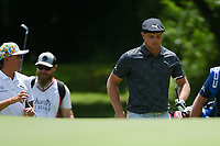 Bryson DeChambeau (USA) approaches the green on 7 during round 2 of the 2019 Charles Schwab Challenge, Colonial Country Club, Ft. Worth, Texas,  USA. 5/24/2019.<br /> Picture: Golffile   Ken Murray<br /> <br /> All photo usage must carry mandatory copyright credit (© Golffile   Ken Murray)