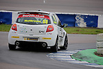James Nutbrown - Team Pyro Renault Clio Cup UK