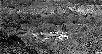 Abandoned sanitarium, 1987   &amp;#xA;<br />