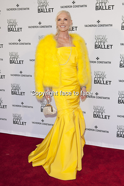 NEW YORK, NY - MAY 8: Michelle Herbert attends New York City Ballet's Spring 2013 Gala at David H. Koch Theater, Lincoln Center on May 8, 2013 in New York City...Credit: MediaPunch/face to face..- Germany, Austria, Switzerland, Eastern Europe, Australia, UK, USA, Taiwan, Singapore, China, Malaysia, Thailand, Sweden, Estonia, Latvia and Lithuania rights only -