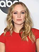 05 February 2019 - Pasadena, California - Danielle Savre. Disney ABC Television TCA Winter Press Tour 2019 held at The Langham Huntington Hotel. <br /> CAP/ADM/BT<br /> &copy;BT/ADM/Capital Pictures