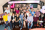 Karen Perfect, Castleisland who celebrated her 21st birthday with her family and friends in  the Shoemakers bar Castleisland on Saturday night