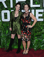 03 March 2019 - New York, New York - Kimberly Williams-Paisley and Ashley Williams. The World Premiere of &quot;Triple Frontier&quot; at Jazz at Lincoln Center. <br /> CAP/ADM/LJ<br /> &copy;LJ/ADM/Capital Pictures