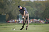 Jim Furyk on the 5th hole in Saturday fourballs at the 37th Ryder Cup at Valhalla Golf Club, Louisville, Kentucky, USA - 20th September 2008 (Photo by Manus O'Reilly/GOLFFILE)