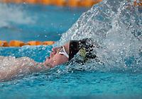 Andrew Jeffcoat at the New Zealand Short Course Swimming Championships, National Aquatic Centre, Auckland, New Zealand, Friday 4th October 2019. Photo: Brett Phibbs/www.bwmedia.co.nz/SwimmingNZ
