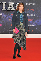 Jasmine Guinness at the &quot;Maniac&quot; UK TV premiere, Southbank Centre, Belvedere Road, London, England, UK, on Thursday 13 September 2018.<br /> CAP/CAN<br /> &copy;CAN/Capital Pictures