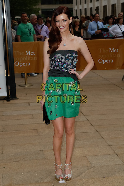 New York, NY - May 12 : Lydia Hearst-Shaw attends the American Ballet Theatre Opening Night<br /> Spring Gala held at The Metropolitan Opera House at Lincoln Center<br /> on May 12, 2014 in New York City.  <br /> CAP/MPI/SP/BNC<br /> &copy;Brent N. Clarke /SP/ MediaPunch/Capital Pictures