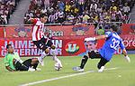 En Medellín, Atlético Nacional empató 1-1 con el renovado Junior de Cheché Hernández. Así, ninguno pudo avanzar hasta la cima