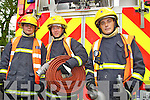 Members of Kerry Civil Defence pictured at the Heros weekend in Tralee on Saturday:<br /> From Left: Conor O' Brien, Darren O'Callaghan and Shane Ahern.