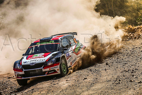 05.03.2016. Guanajuata, Mexico. WRC Rally of Mexico, Day 2.  Fuchs
