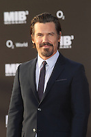 Josh Brolin attending MEN IN BLACK 3 premiere at O2 World. Berlin, Germany, 14.05.2012...Credit: Semmer/face to face.. /MediaPunch Inc. ***FOR USA ONLY***