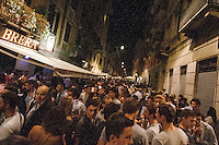 Fashion night out a Milano edizione 2012<br /> <br /> Fashion night out in Milan 2012 edition