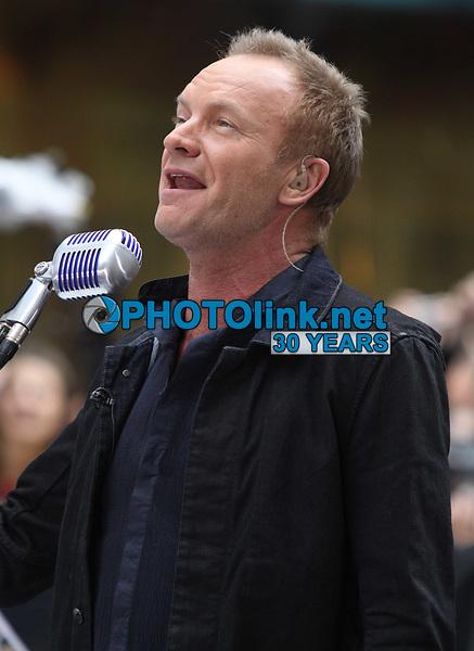 Sting<br /> 2010<br /> Photo By John Barrett/CelebrityArchaeology.com