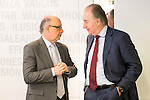 Cristobal Montoro during the meeting with the national executive committee of Partido Popular at Genova in Madrid. May 03, 2016. (ALTERPHOTOS/Borja B.Hojas)