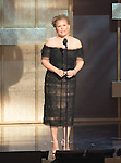 WASHINGTON, DC - JANUARY 24:  Debra Lee speaks onstage during The BET Honors at the Warner Theatre on January 24, 2015 in Washington, D.C. Photo Credit: Morris Melvin / Retna Ltd.