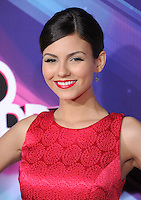 Victoria Justice at the TeenNick HALO Awards held at The Palladium in Hollywood, California on November 17,2012                                                                               © 2012 Debbie VanStory/ iPhotoLive.com