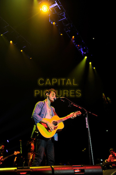 LONDON, ENGLAND - June 9: John Mayer performs in concert at the o2 Arena on June 9, 2014 in London, England<br /> CAP/MAR<br /> &copy; Martin Harris/Capital Pictures