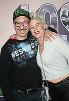 LOS ANGELES, CA - MAY 11: Darren Stein, Lisle Engle, at Rooftop Cinema Club Hosts 20th Anniversary And Cast Reunion Of 1999 Cult Classic &quot;Jawbreaker&quot; at Level in Los Angeles, California on May 11, 2019.     <br /> CAP/MPI/SAD<br /> &copy;SAD/MPI/Capital Pictures