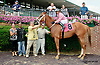 Saintly Feelings winning at Delaware Park on 7/31/14