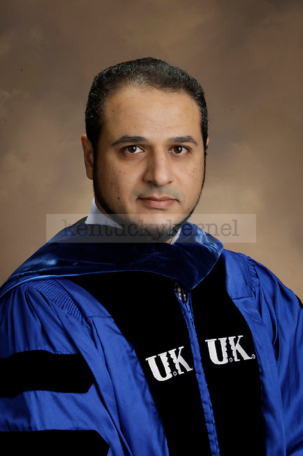 El-Habbak, Mohamed photographed during the Feb/Mar, 2013, Grad Salute in Lexington, Ky.
