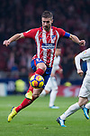 Atletico de Madrid Gabi Fernandez during La Liga match between Atletico de Madrid and Real Madrid at Wanda Metropolitano in Madrid, Spain. November 18, 2017. (ALTERPHOTOS/Borja B.Hojas)